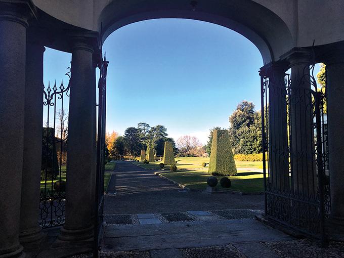Villa panza da record - Giardini di marzo collezione ...